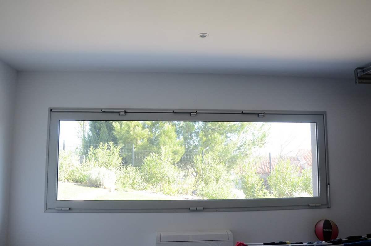 Fenetre A Soufflet Devis Fenêtres Abattant En Aluminium